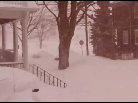 Blizzard of '78 Documentary pt1