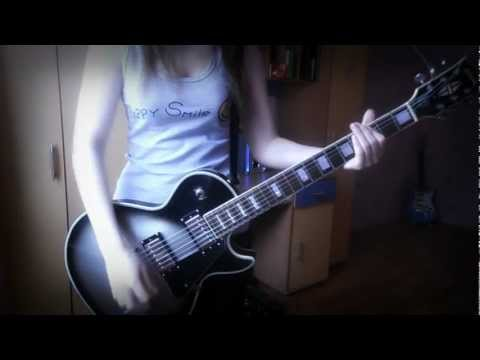 Red - Faceless (guitar cover HD)