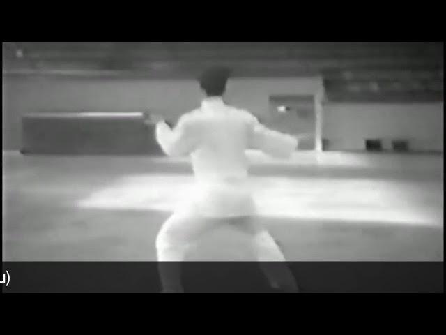 Chen Xiao Wang - Tai Chi style Chen Xinjia Yilu 1980's [陈氏太极拳新架 Taijiquan style Chen]