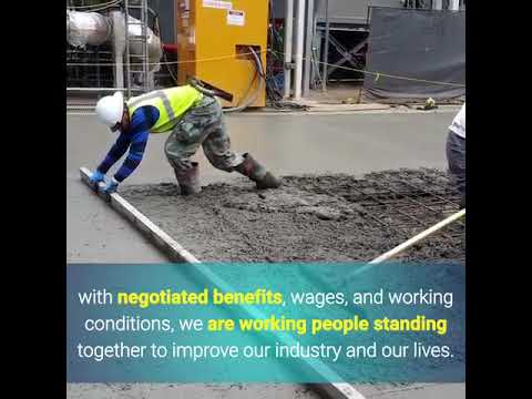 #UnRigTheSystem  - (Union Plasterer and Cement Mason Jobs)