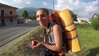 ITALY: Hiking and hitch-hiking on the E1 Trail