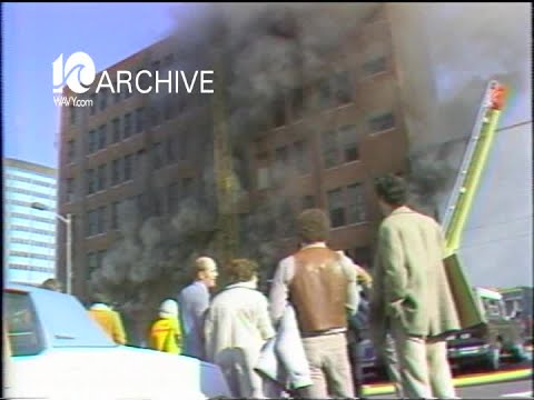 WAVY Archive: 1980 Norfolk Business Fire-Macevitt Building