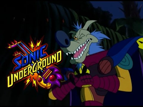 Sonic Underground 119 - The Jewel of the Crown
