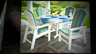 Polywood Adirondack Chairs And Patio Furniture