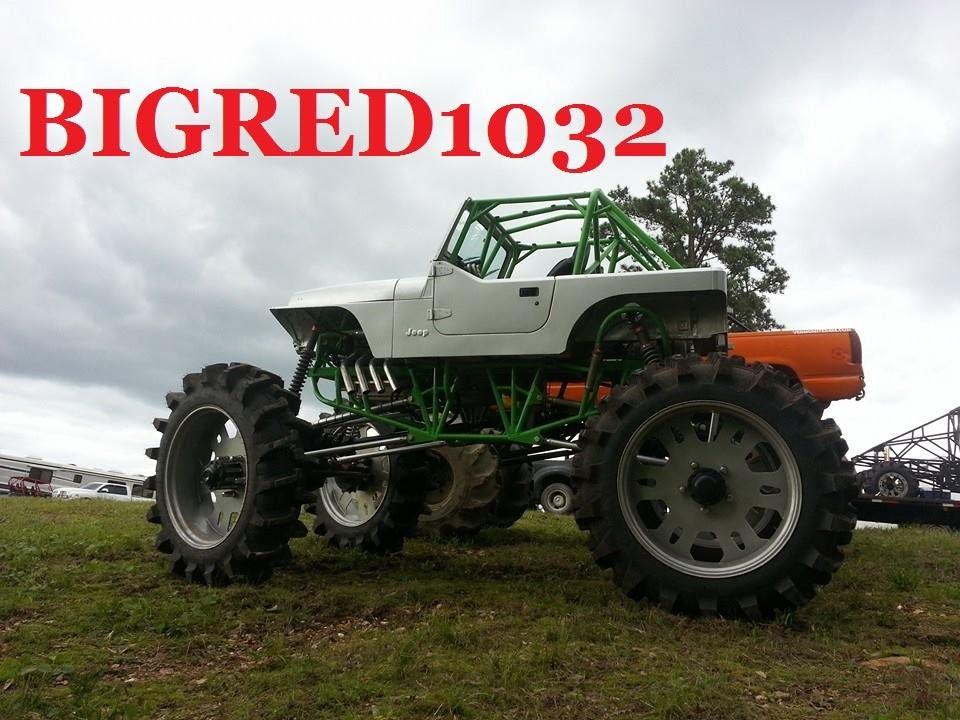 Trucks Gone Wild Michigan >> 2000 horsepower farm jeep destroys WGMP | Doovi