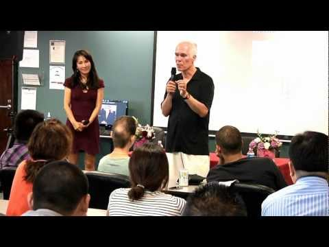 Fremont College CEO Open House - Gil Garcetti