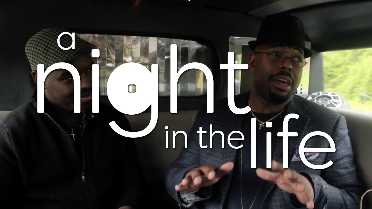 A NIGHT IN THE LIFE: Christian McBride Trio (PART ONE)