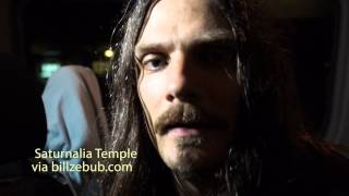Saturnalia Temple interview