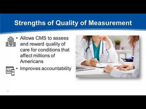 Measuring Quality To Improve Quality - Strengths And Limitations Of Clinical Quality Measurement