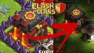 Modo noite no clash of clans? Entenda