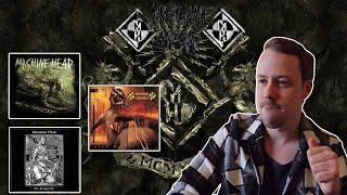 Machine Head Albums Ranked