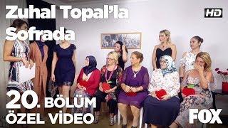 Gelinler kaç puan aldı?  Zuhal Topal'la Sofrada 20. Bölüm