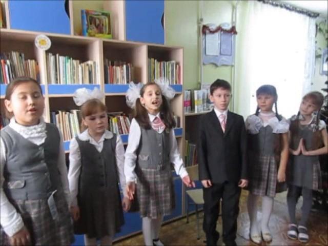 Изображение предпросмотра прочтения – «Юные читатели библиотеки» читают произведение «Вот какой рассеянный» С.Я.Маршака