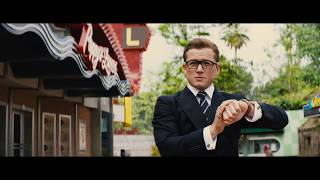 TAG Heuer | TAG Heuer Connected - Kingsman: The Golden Circle