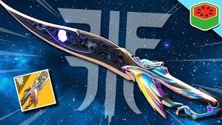 Black Talon - Exotic Sword | Destiny 2 Forsaken