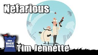 Nefarious Review   With Tim Jennette