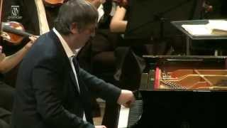 Boris Berezovsky - Ravel - Piano Concerto for the Left Hand - Vedernikov