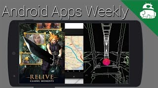 Final Fantasy Record Keeper, Telltale Games, TomTom returns - Android Apps Weekly