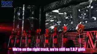 Girls' Generation - T.O.P [ENG SUB]