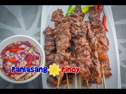 Pork Barbecue (Pinoy