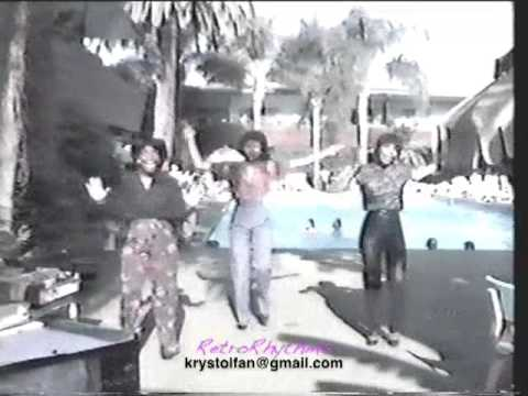 Alton McClain & Destiny It Must Be Love -- Classic Disco Performance