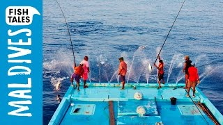 Sustainable Pole and Line TUNA Fishing in the Maldives | Bart