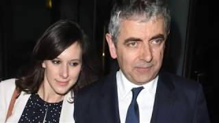 Rowan Atkinson Girl Friend Louise Ford