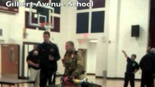 Fire Prevention Week Demonstration