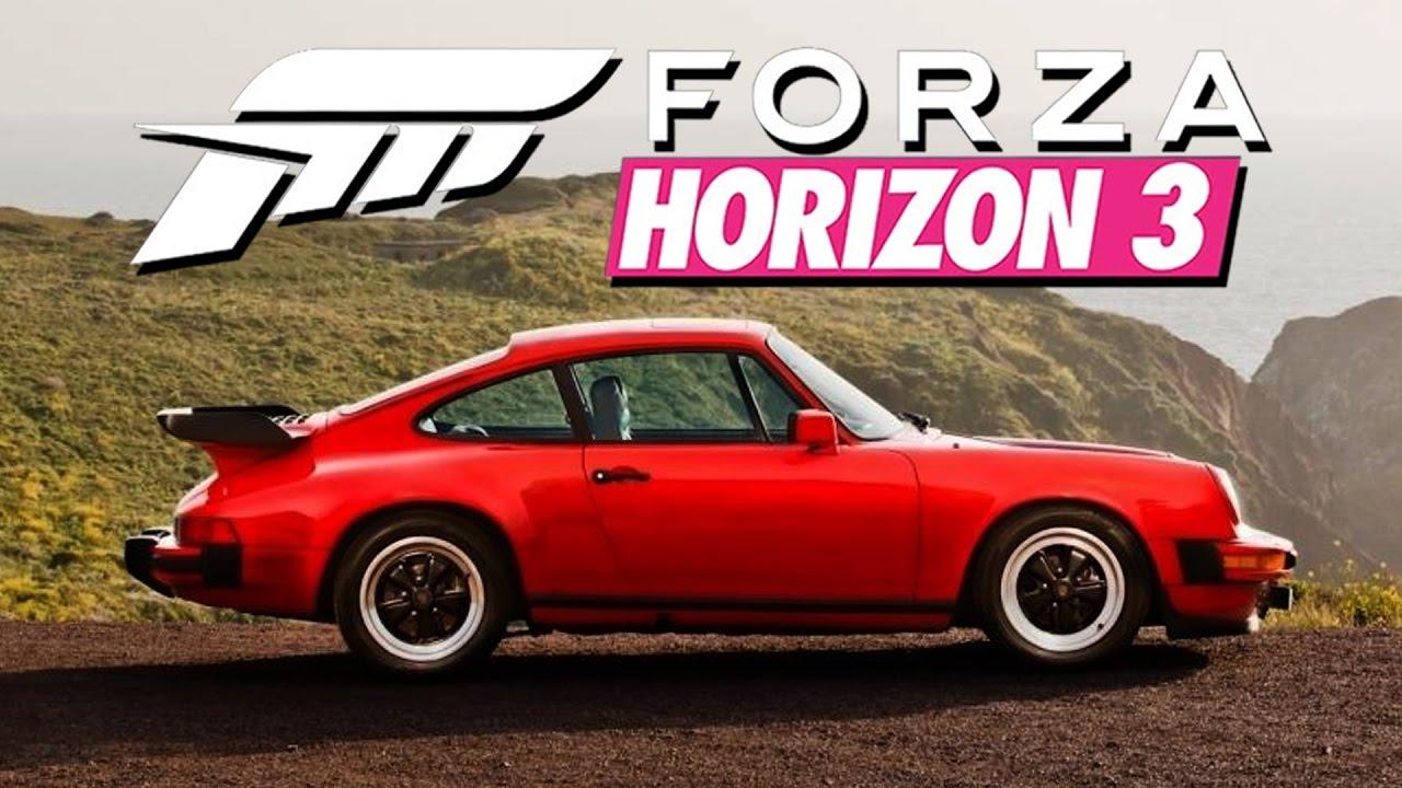 #FORZATHON – Polowanie na Porsche 911 Turbo 3.3 + NEWSY!
