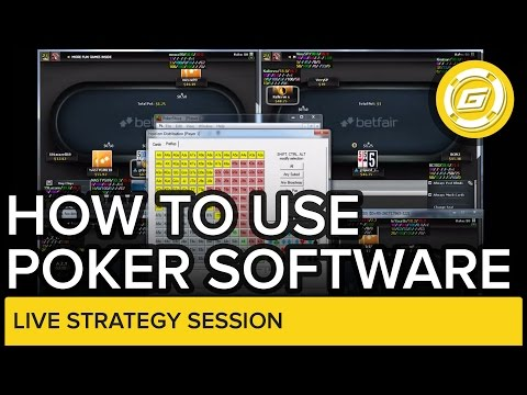How to Use Poker Software to Maximize Your Advantage