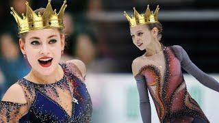 У Трусовой и Косторной корона растет На Олимпиаде их не увидим тренер Добрин