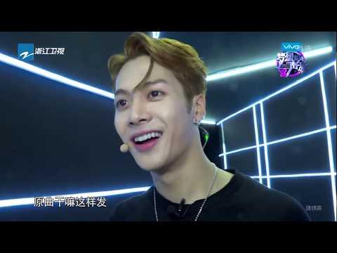 Jackson Wang王嘉尔霸气演绎2岁歌《no diggity》吓到JJ林俊杰!《梦想的声音3》花絮 EP3 20181109 /浙江卫视官方音乐HD/