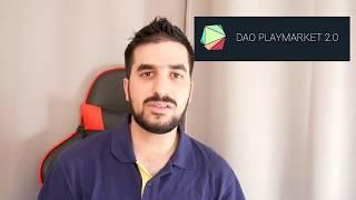 ICO NEWS: DAO PLAYMARKET 2.0 Decentralize Marketplace