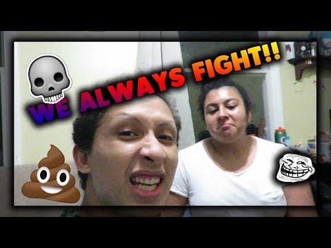 WE ALWAYS FIGHT!