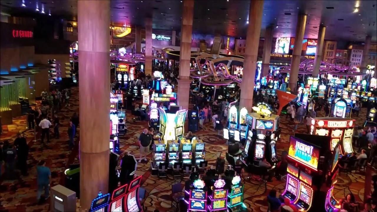 New York Hotel Las Vegas 2018