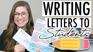 I Wrote a Letter to My Students Every Day for a Month | Here's What Happened