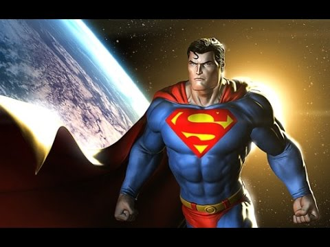 Dc Universe Online [Superman] The story so far..