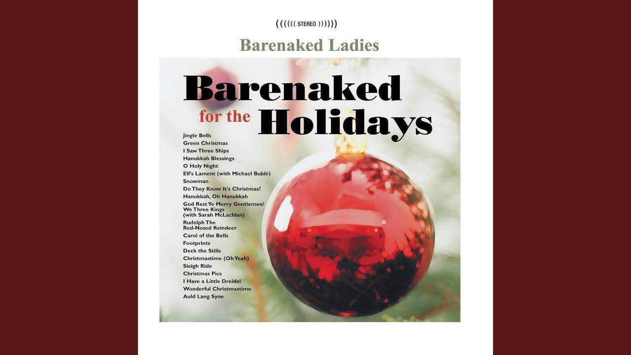 naked sara Bare ladies christmas