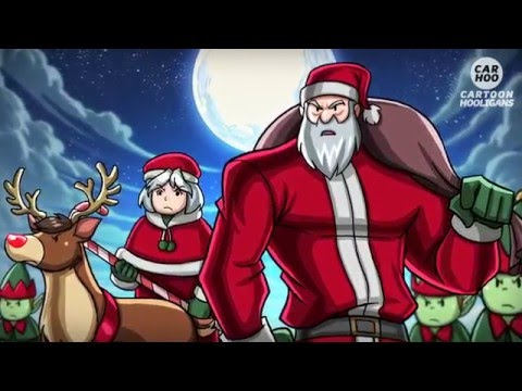 Santa Claus : Civil War