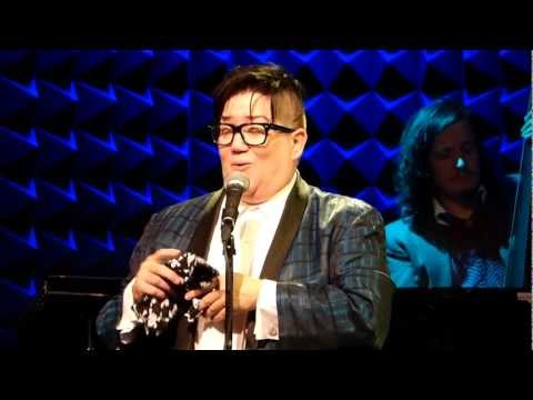 "Lea DeLaria ""Call Me"" Joe's Pub, NYC 1/6/13"