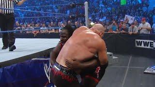Kane vs. Mark Henry - SmackDown, July, 8, 2011