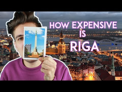 How Much Living in Riga, Latvia Really Costs?