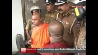 Dispute over last rites of Indrarathana Thera