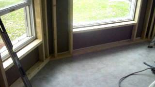 Window Seat Project #1 (bay Window)