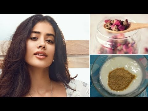 Janhvi kapoor shares Sridevi's special trick for beautiful skin & hair Mp3