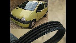 Comment changer la courroie d'accessoires d'une Renault Twingo