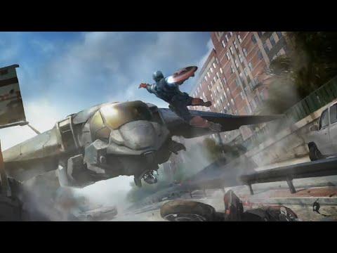 Первый мститель Другая война фантастика фильм фильмы новые свежие