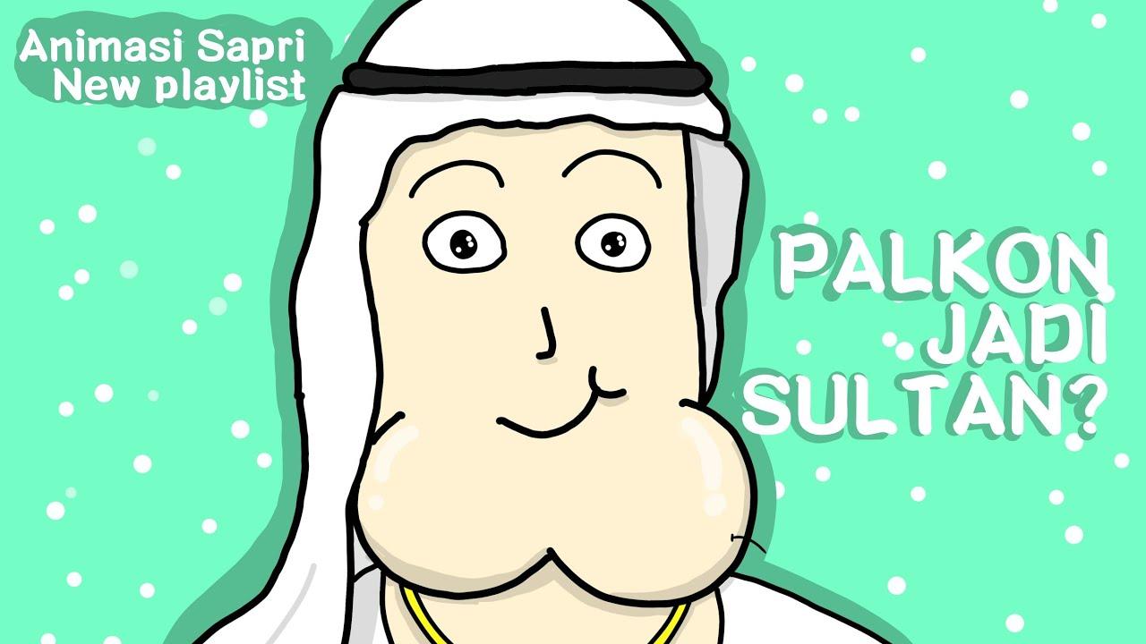 PULANG DARI ARAB, MALAH GINI - Animasi Sapri | Animasi lucu Indonesia