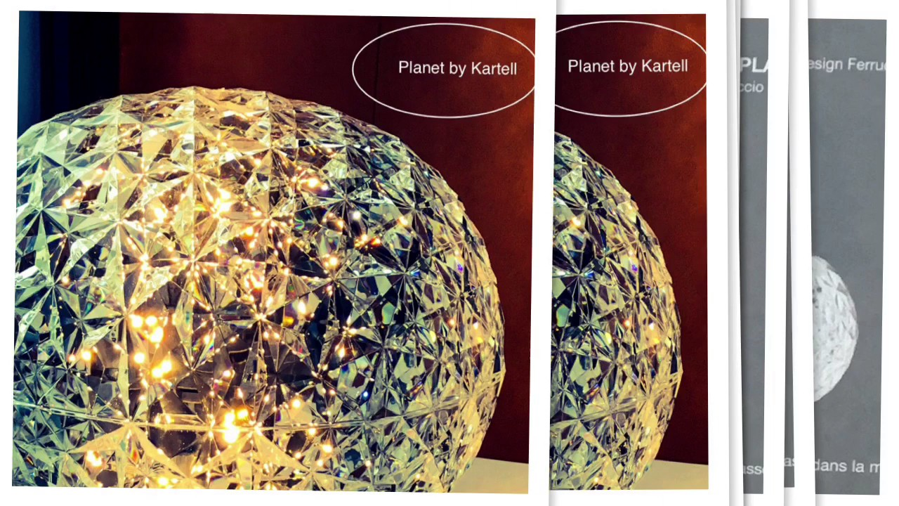 planet by kartell chez empreinte d 39 int rieur castres youtube. Black Bedroom Furniture Sets. Home Design Ideas