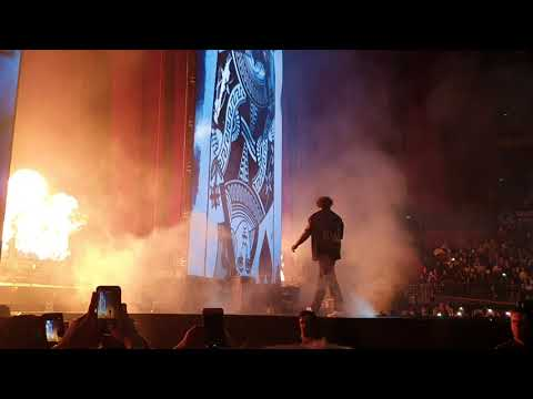 Post Malone Concert Live Full Concert Sydney Qudos Bank Arena[Tuesday 7th May]